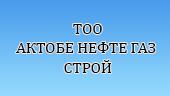 ТОО АктобеНефтеГазСтрой2